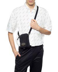 Balenciaga 'explorer' Shoulder Bag Black