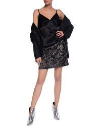 Michael Kors Sequin Embellished Skirt - Black