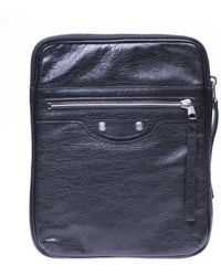Balenciaga - Leather Ipad Case - Lyst