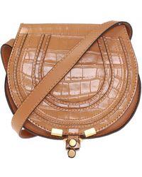 Chloé - 'marcie' Shoulder Bag - Lyst