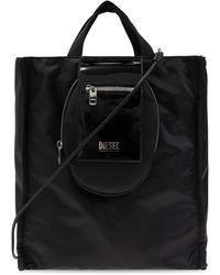 DIESEL 'elly' Shoulder Bag - Black