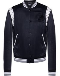 Just Cavalli - Bomber Jacket - Lyst