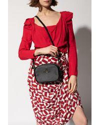 Vivienne Westwood 'polly' Shoulder Bag Black