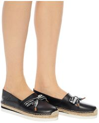 See By Chloé Slip-on Platform Shoes - Black