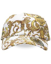 Versace Jeans Couture Baseball Cap - White