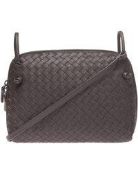 342510084d2e Lyst - Bottega Veneta Intrecciato Medium North-south Bucket Bag