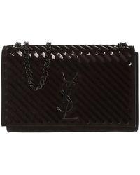 Saint Laurent - 'monogram' Shoulder Bag - Lyst