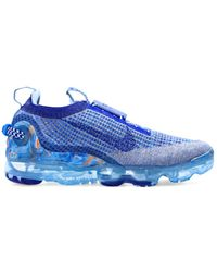 Nike 'air Vapormax 2020 Flyknit' Trainers Blue