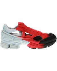 Raf Simons 'rs Replicant Ozweego' Sneakers - Red