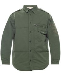 Zadig & Voltaire Jacket With Pockets - Green