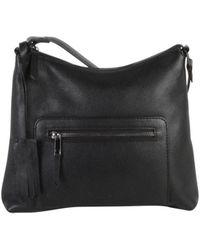 vivano-london Hubbard Cross Body Bag - Black