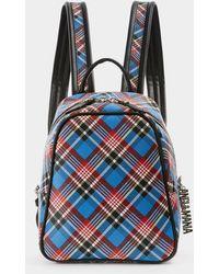 Vivienne Westwood - Shuka Tartan Mini Backpack - Lyst