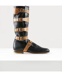 Vivienne Westwood Pirate Boot Black
