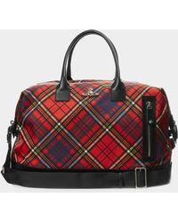 Vivienne Westwood - Wimbledon Man Weekender Bag - Lyst