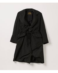 Vivienne Westwood Alcoholic Coat - Black