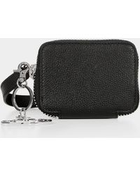 aec612cce93 Vivienne Westwood - Johanna Square Coin Purse With Orb Gadget 51070017 -  Lyst