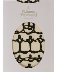 Vivienne Westwood - Knot Orb Tights - Lyst