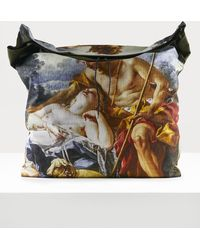 Vivienne Westwood Andy Gipsy Backpack Shepherdess Print - Multicolour