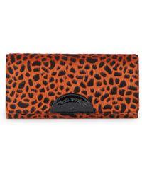 Vivienne Westwood - Cheetah Wallet 51040001 Orange - Lyst
