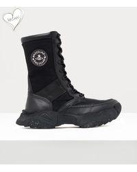 Vivienne Westwood Army Romper - Black