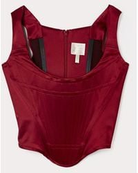 Vivienne Westwood Classic Corset - Red