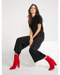 Volcom City At Night Pants Plus Size - Black