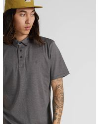 Volcom Wowzer Polo - Gray