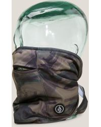 Volcom - V.co Tie Up Facemask - Camouflage - O/s - Lyst