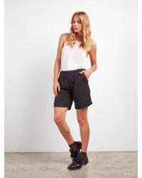 Volcom Le Stone Shorts - Black