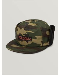 Volcom - Stone Woodsman Hat - Lyst