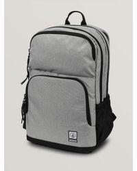 Volcom Roamer Backpack - Gray