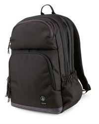 Volcom - Roamer Backpack - Ink Black - O/s - Lyst