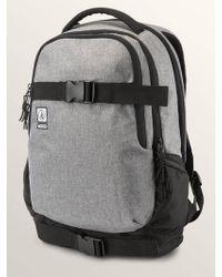 Volcom Vagabond Stone Backpack - Gray