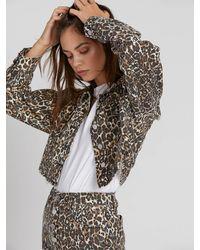Volcom Plus Size Super Stoney Cropped Boxy Denim Jacket - Multicolor