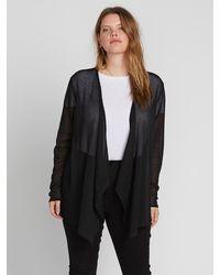 Volcom Go Go Wrap Plus Size - Black