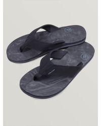 Volcom - Ictor Sandals - Lyst