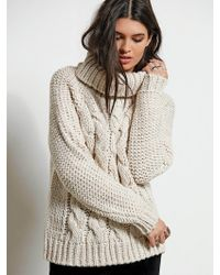 Volcom Knitstorm Sweater - White