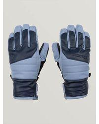 Volcom Womens Tonic Glove - Blue