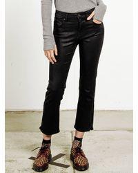 Volcom 1991 Straight Zip Jeans - Black