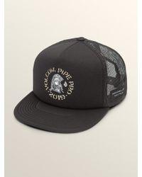 Volcom Pp Helmet Cheese Hat - Black