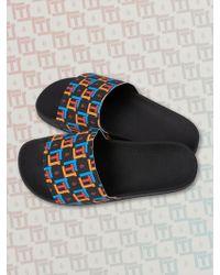 Volcom Run The Jewels Slides - Multicolor