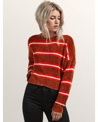 Volcom - The Favorite Sweater - Lyst