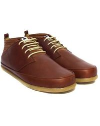 Volta Footwear - Classic Brown - Lyst