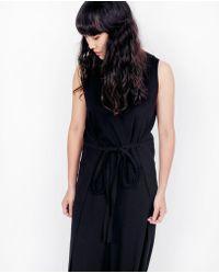 Shaina Mote - Nara Jumpsuit / Onyx - Lyst