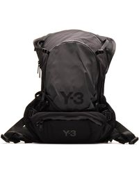 Y-3 Ch1 Backpack - Black