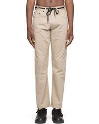 Pants Sb Men's Dri Lyst For Ftm Standard Brown Fit Nike Men In wx0O0T5RqU