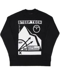 The North Face Steep Tech Bs Sweater - Black