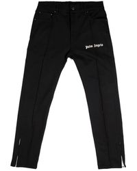 Palm Angels Jeans track - Nero