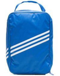 adidas Originals Borsa Portascarpe - Blu