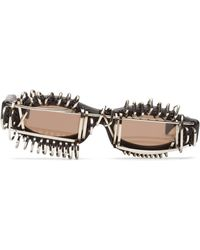 Kuboraum Y5 Bm Af Sunglasses - Black